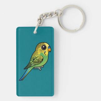 Birdorable Budgerigar Key Ring