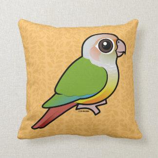 Birdorable Cinnamon Green-cheeked Conure Cushion