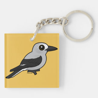Birdorable Clarks Nutcracker Key Ring