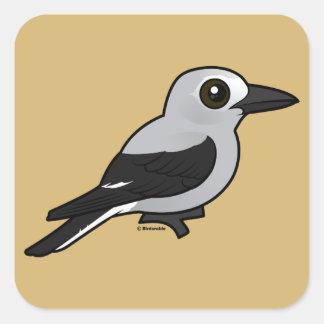 Birdorable Clarks Nutcracker Square Sticker