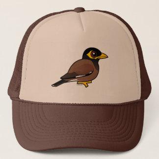 Birdorable Common Myna Trucker Hat