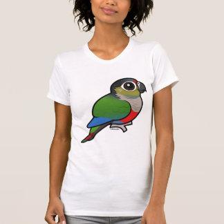 Birdorable Crimson-bellied Parakeet T-Shirt