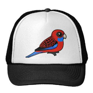 Birdorable Crimson Rosella Cap