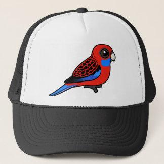 Birdorable Crimson Rosella Trucker Hat