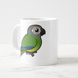 Birdorable Dusky-headed Conure Jumbo Mug
