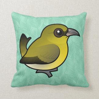 Birdorable Hawai'i 'Amakihi Cushion