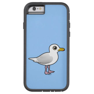 Birdorable Iceland Gull Tough Xtreme iPhone 6 Case