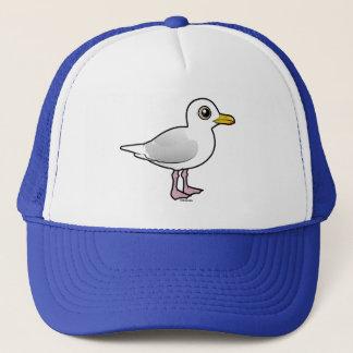 Birdorable Iceland Gull Trucker Hat