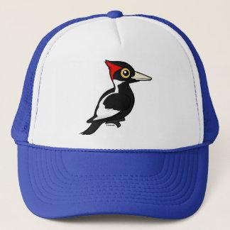 Birdorable Ivory-billed Woodpecker Trucker Hat