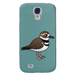 Birdorable Killdeer Galaxy S4 Cases