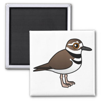 Birdorable Killdeer Magnet