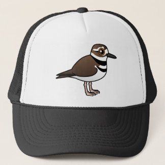 Birdorable Killdeer Trucker Hat