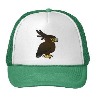 Birdorable Long-crested Eagle Cap