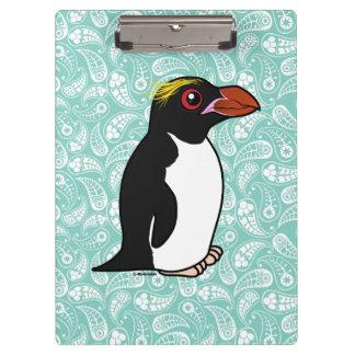 Birdorable Macaroni Penguin Clipboard