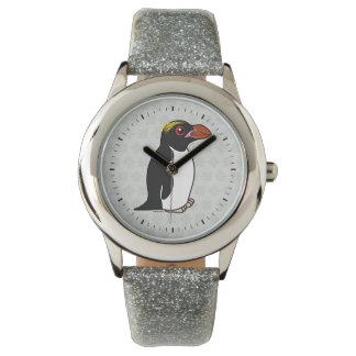 Birdorable Macaroni Penguin Watch