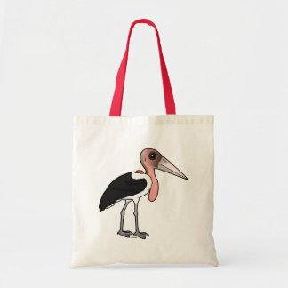 Birdorable Marabou Stork Tote Bag