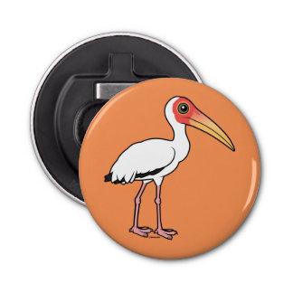Birdorable Milky Stork