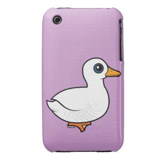 Birdorable Pekin Duck iPhone 3 Case-Mate Case
