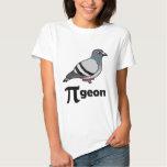 Birdorable PI-geon / Pigeon Pi Tee Shirt