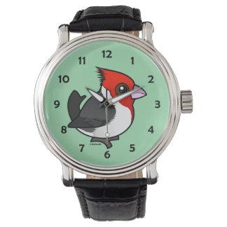 Birdorable Red-crested Cardinal Watch