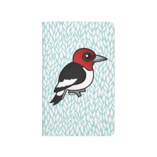 Birdorable Red-headed Woodpecker Journal
