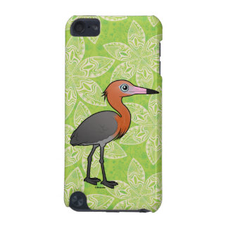 Birdorable Reddish Egret (dark morph) iPod Touch (5th Generation) Cover