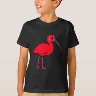 Birdorable Scarlet Ibis T-Shirt