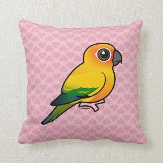 Birdorable Sun Parakeet Cushion