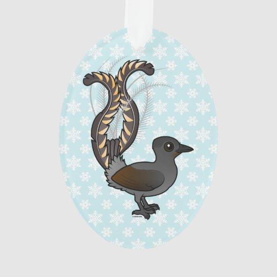Birdorable Superb Lyrebird Ornament