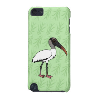 Birdorable Wood stork iPod Touch (5th Generation) Cases