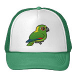 Birdorable Yellow-naped Parrot