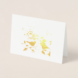 Birds and Blossoms Birthday Card