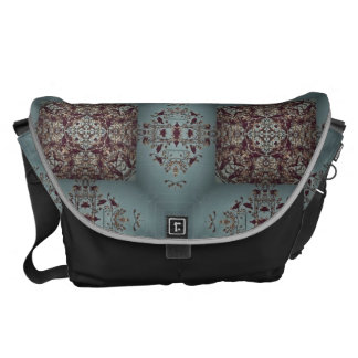 Birds and Branches Messenger Bags