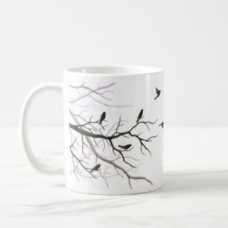Birds and Branches Mug