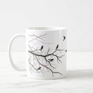 Birds and Branches Mug