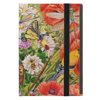 Birds and Butterflies iPad Mini Case