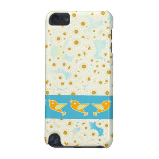 Birds and daisies iPod touch 5G cases
