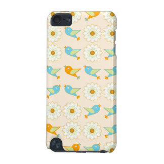 Birds and daisies iPod touch (5th generation) cases