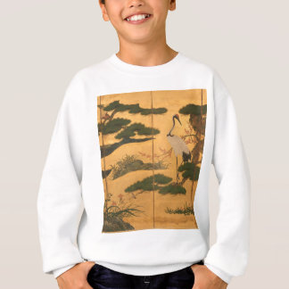 Birds and Flowers of the Four Seasons Sweatshirt