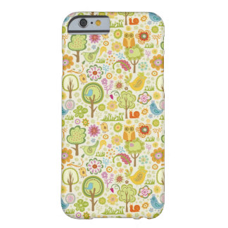 Birds Barely There iPhone 6 Case