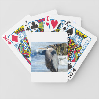 birds bicycle playing cards