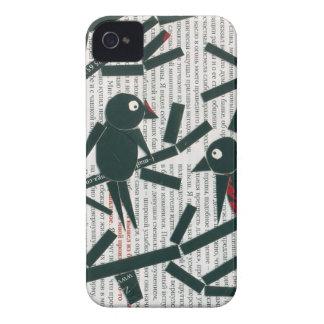 birds, bird , branch , nature , friendship , frien iPhone 4 Case-Mate case
