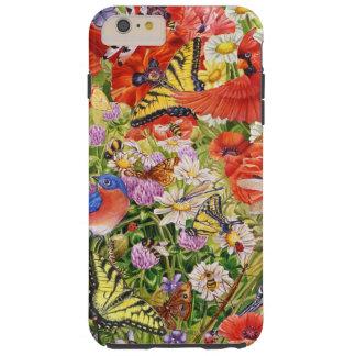 Birds,Butterflies iPhone 6/6S Plus Touch Case