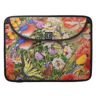 """Birds, Butterflies MacBook Pro 15"""" Sleeve Sleeve For MacBook Pro"""