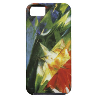 Birds by Franz Marc iPhone 5 Covers
