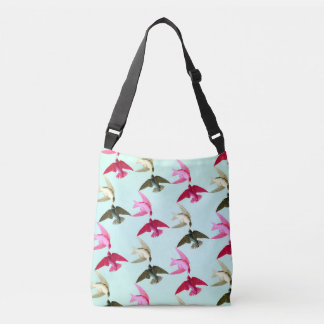 birds crossbody bag
