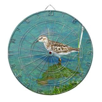 birds dartboard