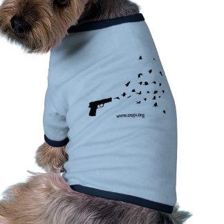 birds dog tee shirt