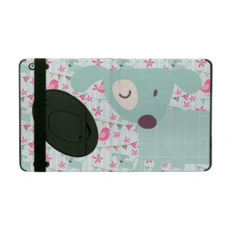Birds, Dogs, Banners, Flowers iPad Cases