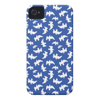 Birds Drawing Pattern Design iPhone 4 Cover